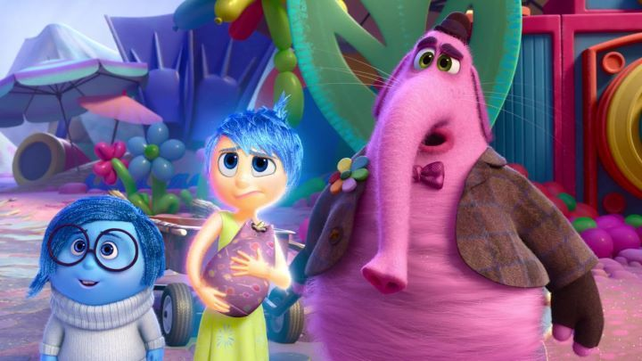 Best Sales Movies: Inside Out
