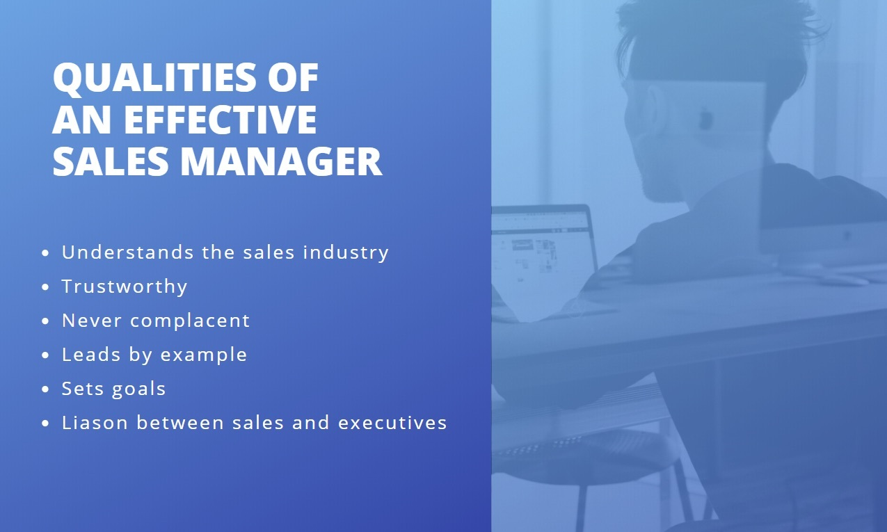 Effective Sales Manager