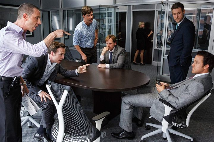 Best Sales Movies: The Big Short