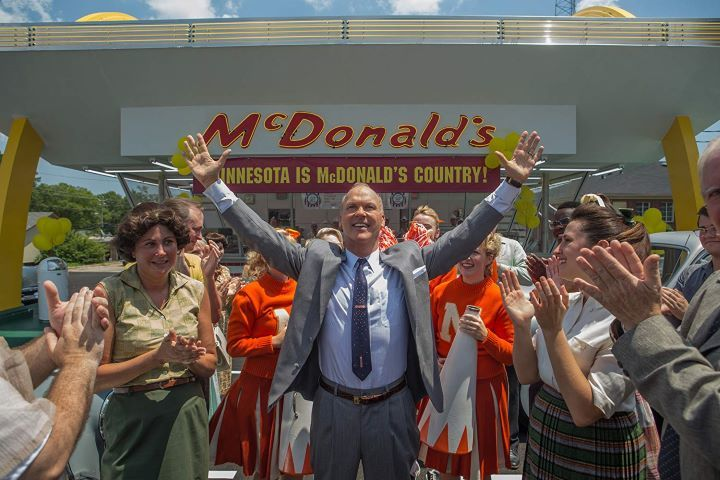 Best Sales Movies: The Founder