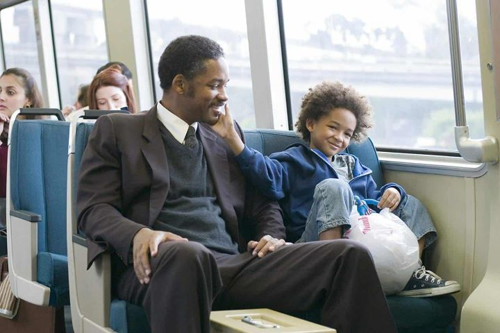 Best Sales Movies: The Pursuit of Happyness