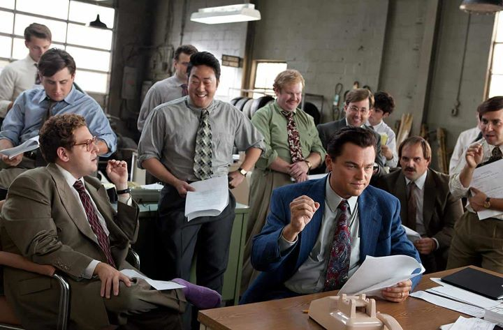 Best Sales Movies: The Wolf of Wallstreet