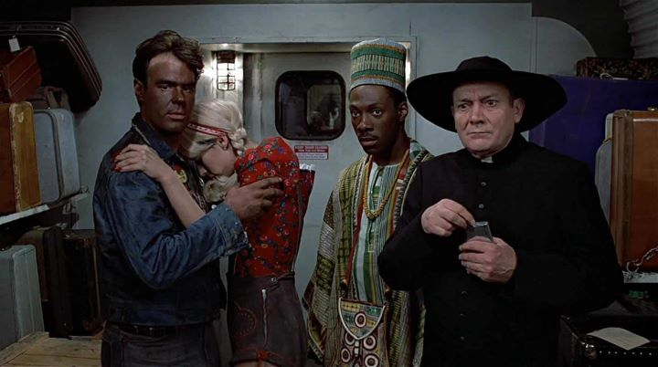 Best Sales Movies: Trading Places