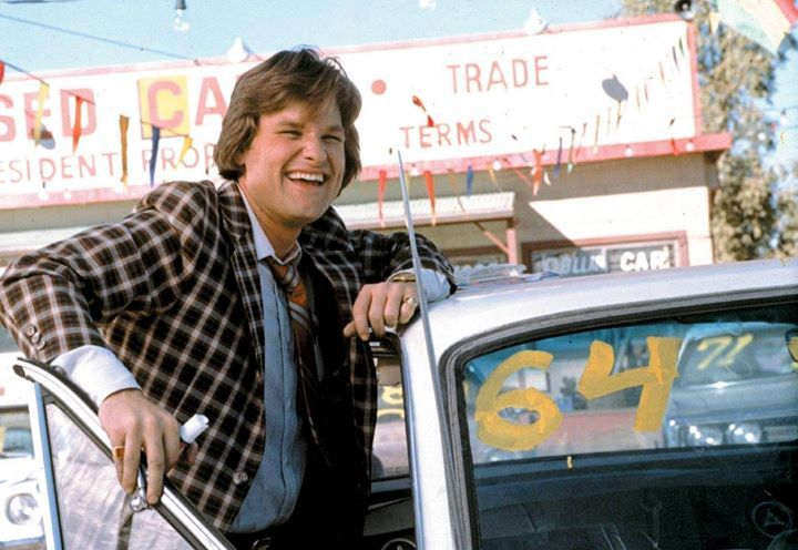 Best Sales Movies: Used Cars