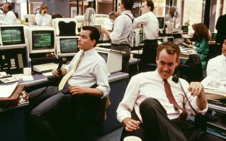 Best Sales Movies: Wall Street