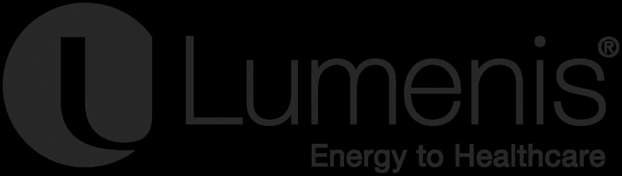 Company Logo Lumenis Grayscale@2 X