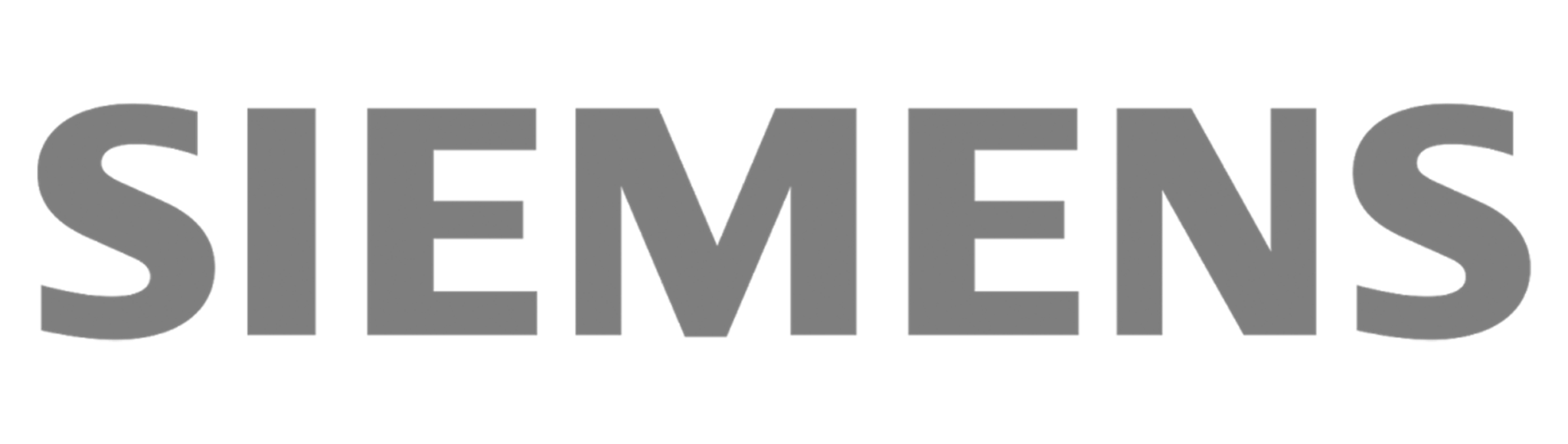 Company Logo Siemens Grayscale@2 X