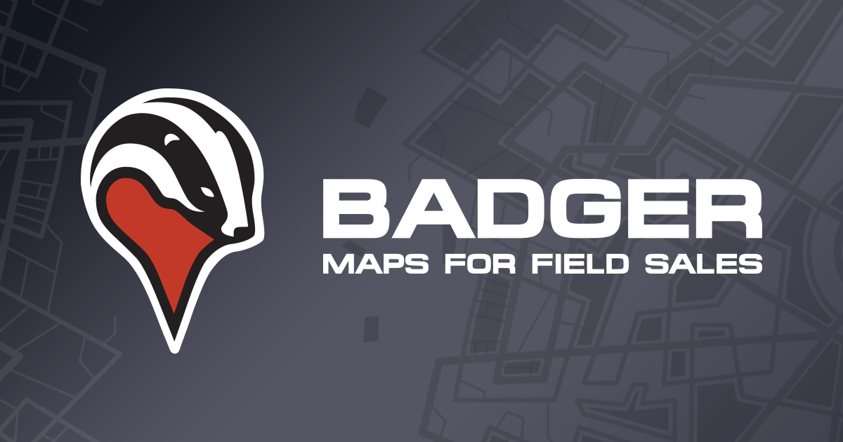 Route Planner for Sales | Badger Mapping