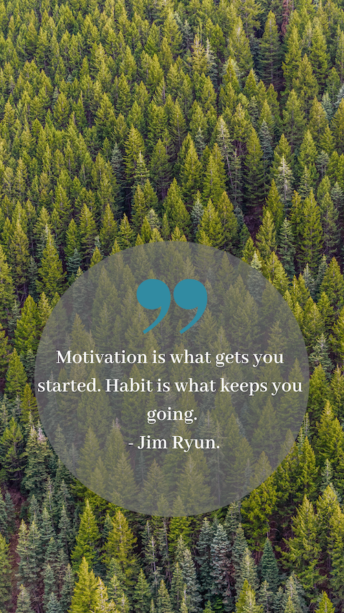 Motivation and Habit