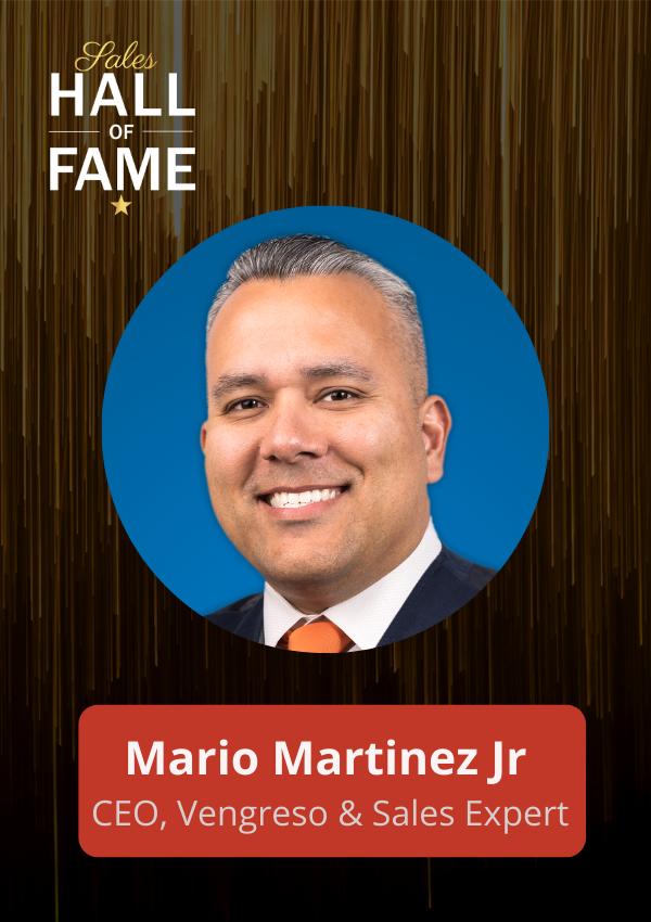 Mario Martinez Jr
