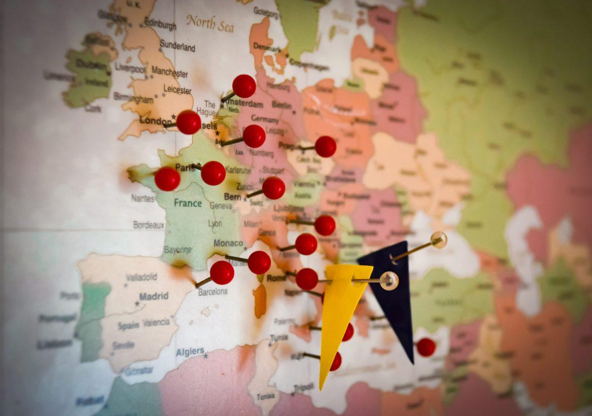 Driving Route Planner Driving Distance Optimizer >> Journey Optimizer Badger Maps