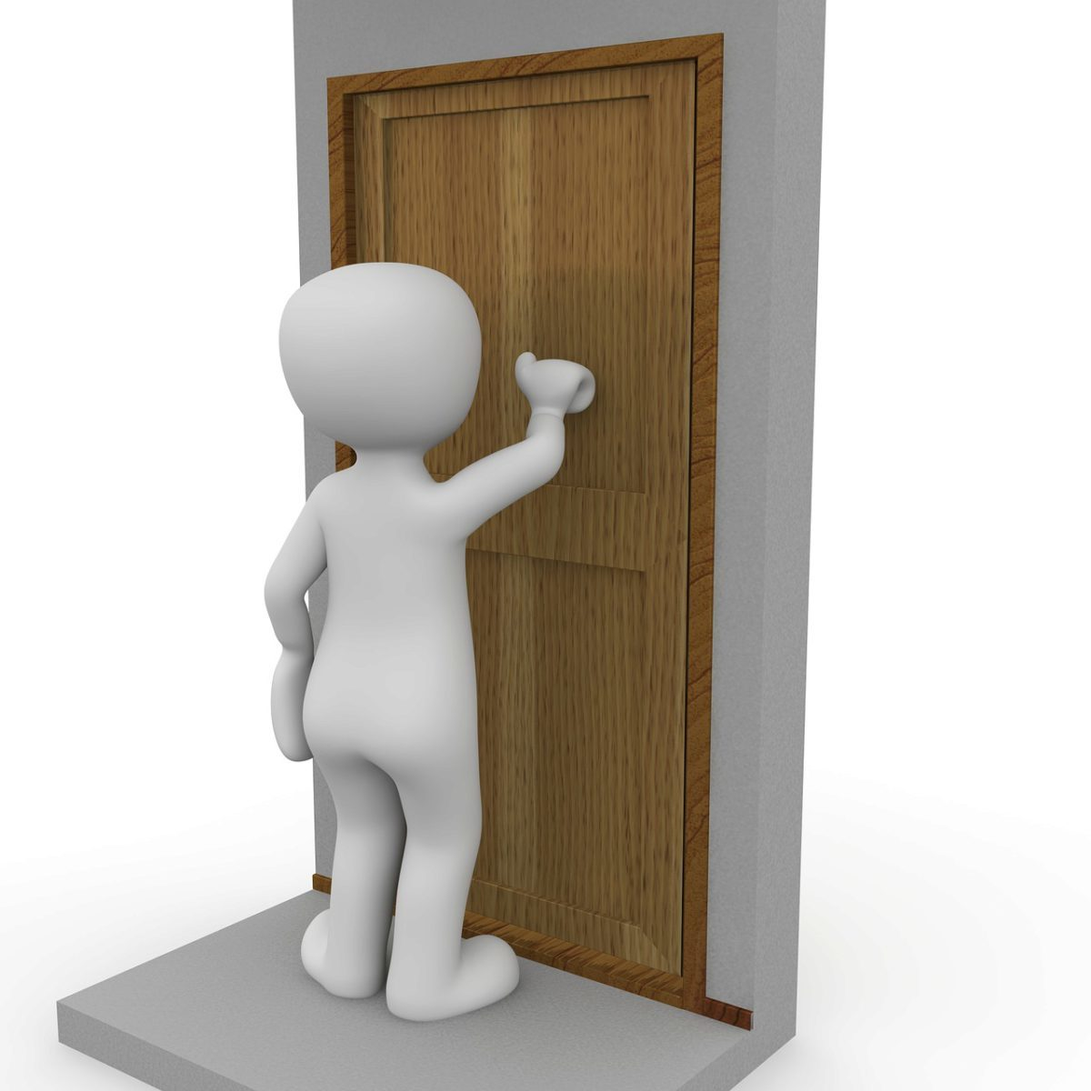 Sales Canvassing Tips: Door Knock
