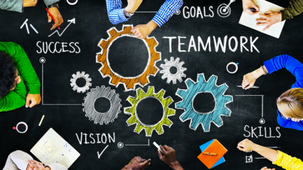 Collaborative Teamwork which is an essential sales skill