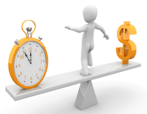 Time Money - Common Challenges for Sales Reps